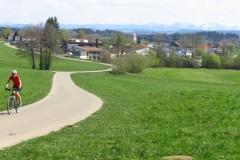 Radweg Allgäu