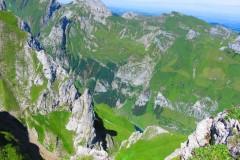 Marwees Blick in den Alpstein
